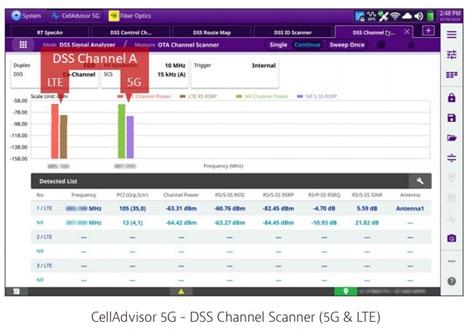 celladvisor channel scanner